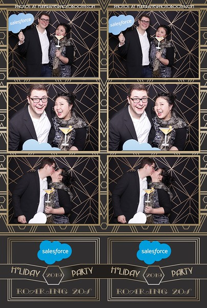 Salesforce 2019 Holiday Party