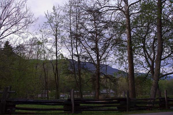 Great Smoky Mountains April