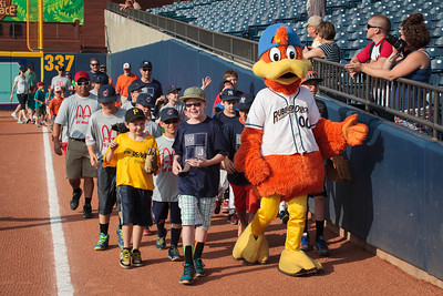 Akron Rubber Ducks - June 12, 2014