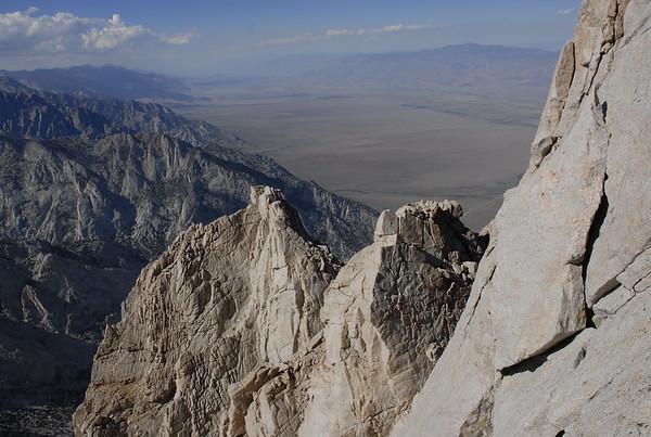 Lone Pine Peak North Ridge