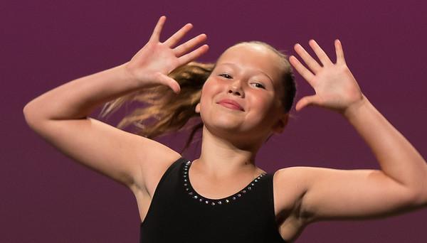 Gwen's Dance Recital June 2017
