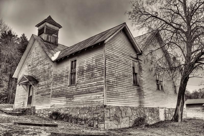 Church at Zinc, AR