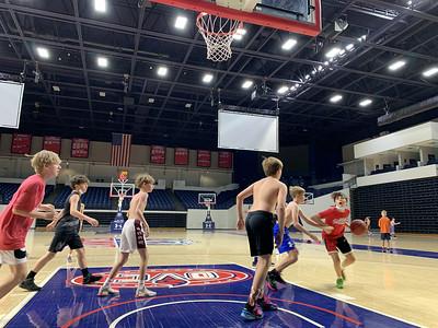 Men's Basketball Camp June 18th