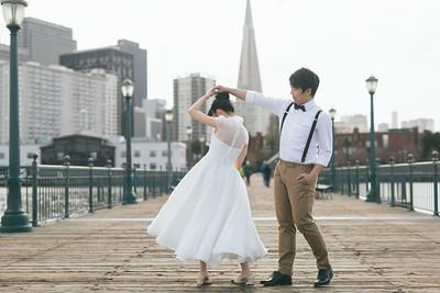 Pre-wedding | Chin-yi + Wen-qian