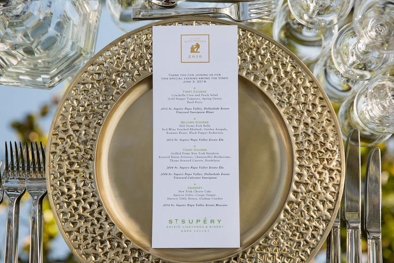 Friday - Vintner Hosted Dinner Parties