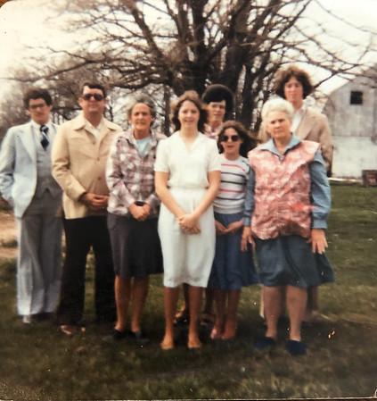 Roy and Verna Mae Hayse Family