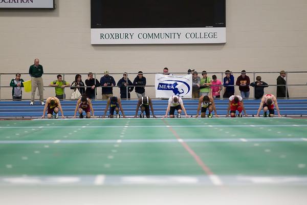 55 meter dash - 2013 MIAA Indoor All-State Championship