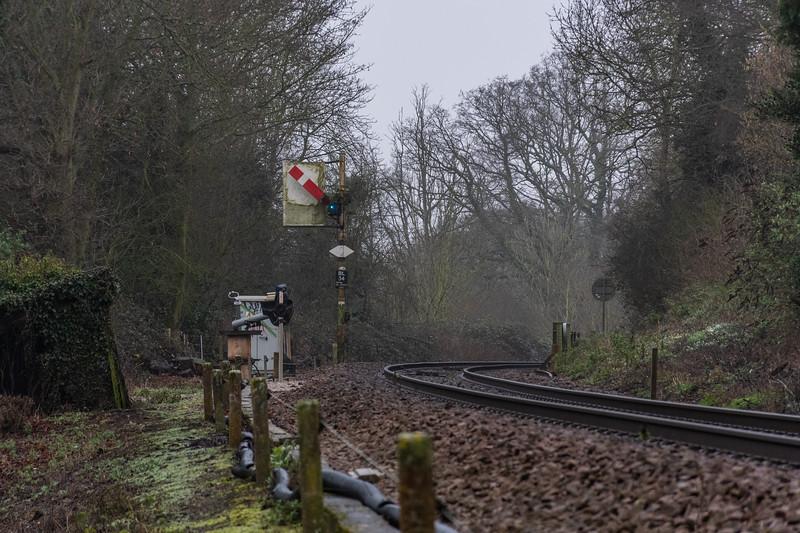 BL34 Signal, Brundall