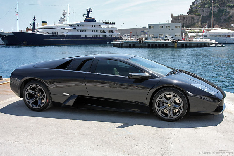 Lamborghini Murcielago @ Monaco 3May08