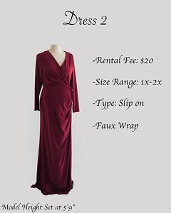 Maternity Dress Rentals