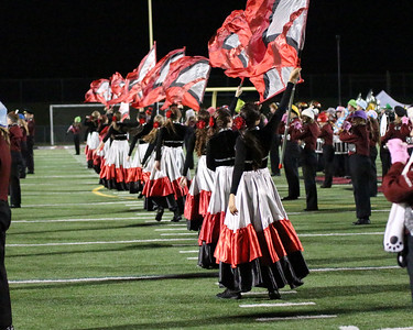 2014 WLN Marching Band