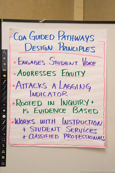 CoA Guided Pathways Design Principles