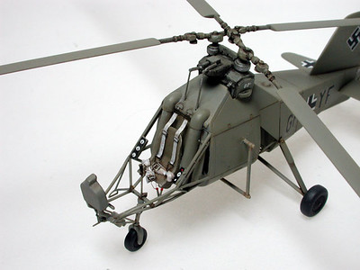 German first Helicopters