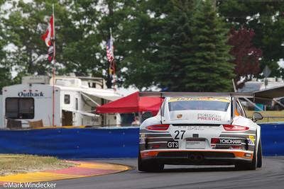2016 WATKINS GLEN Porsche GT3 Cup Canada