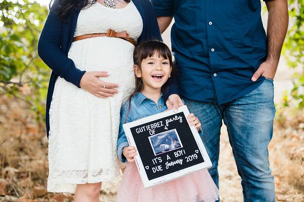 Gutierrez Family 2018