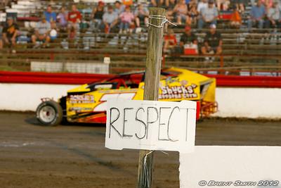 Grandview Speedway August 11, 2012