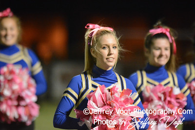 10-25-2013 Gaithersburg HS Varsity Poms,    Photos by Jeffrey Vogt Photography