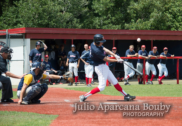 130511 SWOCC Baseball vs Linn Benton