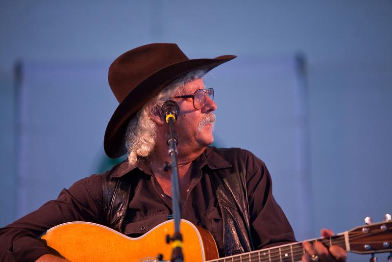 Arlo Guthrie - 2012 Newport Folk Festival
