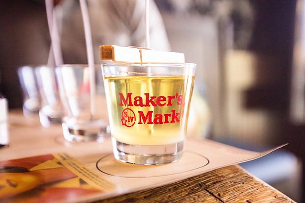 Maker's Mark at Sea Star