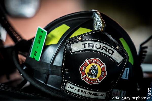 Truro Fire 150th Anniversary Combat Challenge