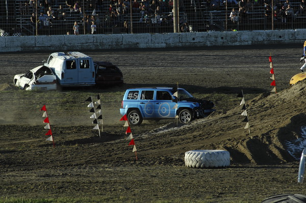 Tuff Trucks Demo Derby