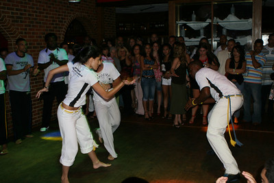 Fuego Saturday Nights... The Hottest Place to be!  June 9 2007