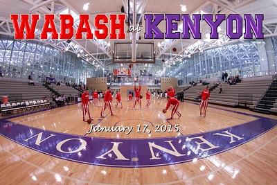 2015 Wabash at Kenyon (01-17-15)