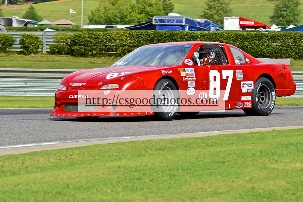 2012 Labor Day Group 4 Car 87 Red