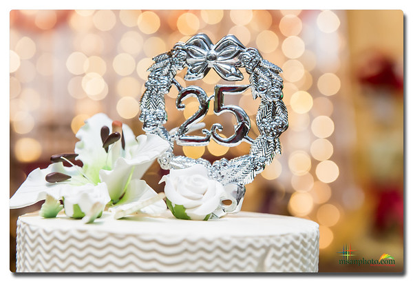 Punita & Jignesh - 25th Wedding Anniversary