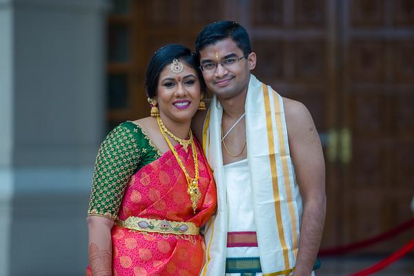 Savitha + Vaishnav
