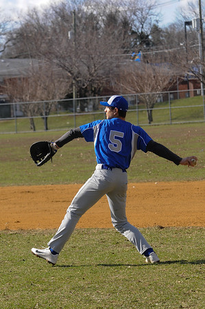 2015-4-4 Passaic County Technical Varsity Baseball