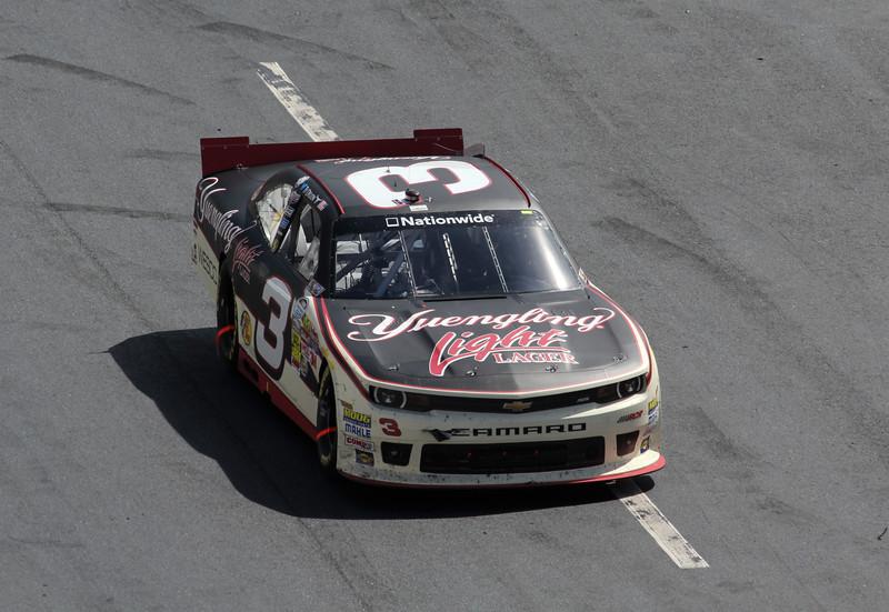 #3 Car of Ty Dillon