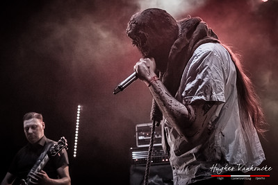 Chalice (BEL) @ Headbanger's Balls Fest 2019 - CC De Leest - Izegem - Belgium/Bélgica