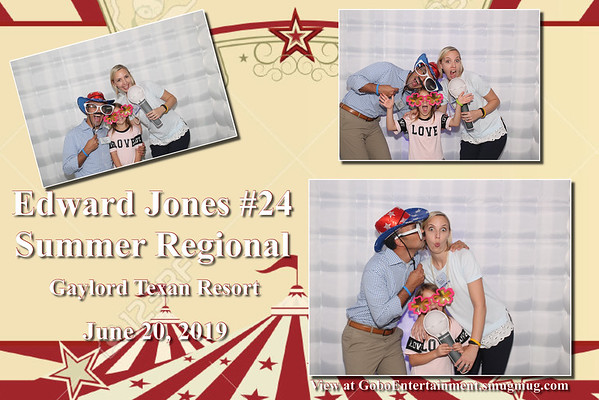 20190620 Edward Jones #24 at The Gaylord Texan Resort