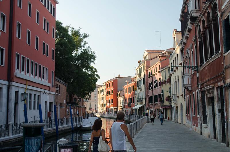 Venice Walkway