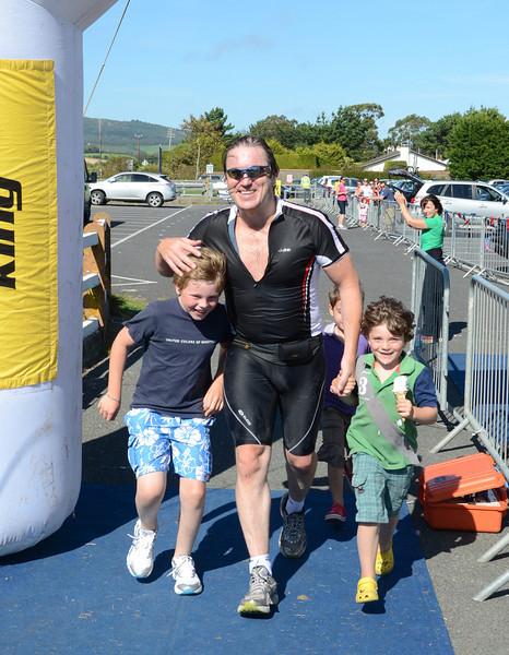 Sporting Proud Triathlon - Brittas Bay