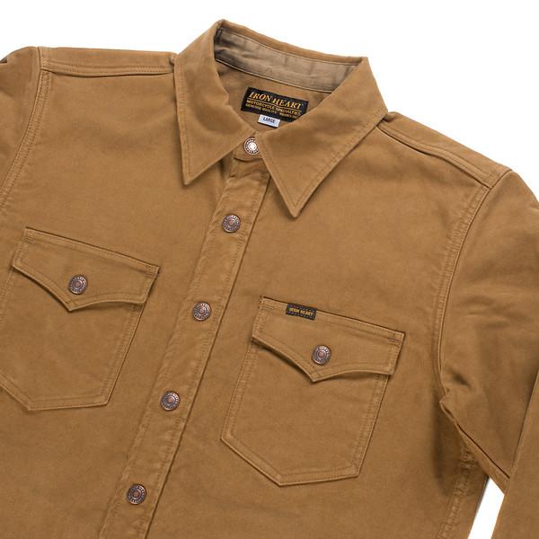 Brown Heavy Moleskin CPO Shirt-Jacket-4.jpg