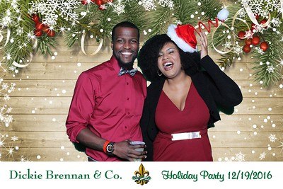 Dickie Brennan & Co. Holiday Party 12.19.16 @ Southport Hall