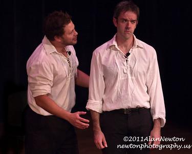 2011-10-20 The Improvised Shakespeare Company