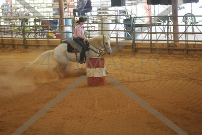 SR Barrel Race