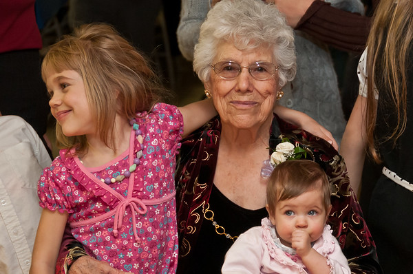 Aunt Elda's 90th Birthday