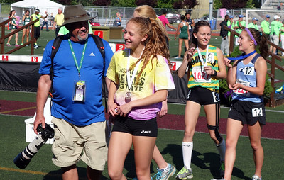 2014 WIAA State Track & Field Championships - May 29-31, 2014