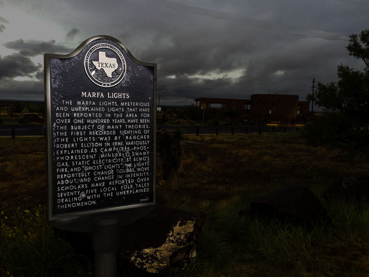 Marfa Ghost Lights in Texas