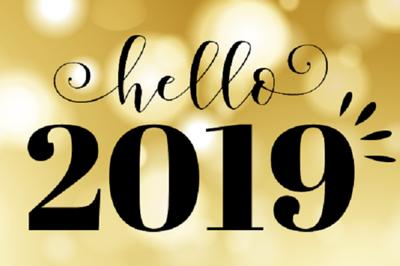Hello 2019 12/31/18