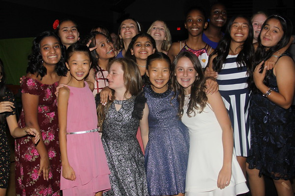 OCTOBER 18TH, 2019   St. Albans - St. Michael's Middle School Dance