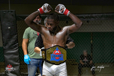 Steven Orozoco  MMA  Damien Attie  Interim Bantam Weight Title