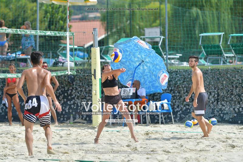presso Zocco Beach PERUGIA , 25 agosto 2018 - Foto di Michele Benda per VolleyFoto [Riferimento file: 2018-08-25/ND5_8692]