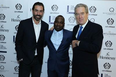 Lux Afrique Launch 2016 at Rolex Store