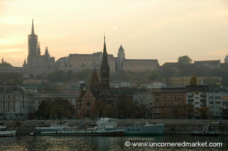 Looking at Buda - Budapest, Hungary